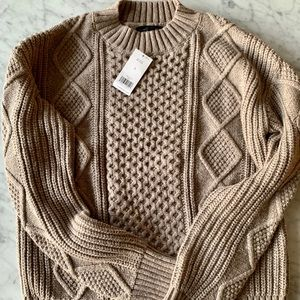 Banana Republic Cable Sweater